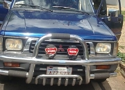 Mitsubishi L200 D/C 4x2 Modelo 1998