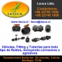 Acero Inoxidable, Acero Carbono - Asuncion - Leuca Ltda +56 227451936