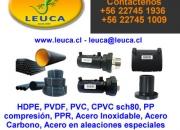 Suministro y Montaje de piping Asunción -- Leuca Ltda +56-22745 1936