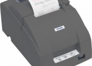 IMPRESORA EPSON TM-U220 A USB NEGRA