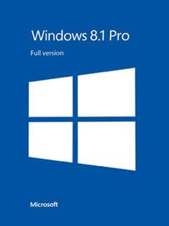Microsoft oem wind 8.1 pro 32 bits