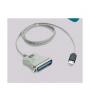 ADAPTADOR CONVERSOR USB - PARALELO