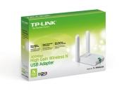 ADAPTADOR WIRE NE TP-LINK TL-WN822N USB 300MBPS