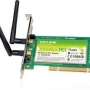 ADAPTADOR WIRE NE TP-LINK TL-WN851N PCI 300MBPS 2 ANTENAS