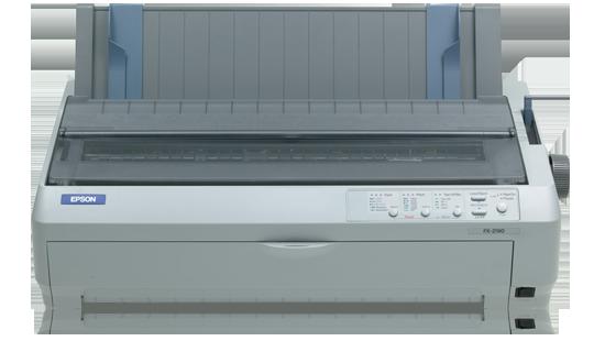 Impresora semi nueva epson fx-2190!!