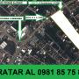 ACCESO NORTE - MRA - 4 has. 4306 m2 - 110 m. s/ ruta 3 - frente a FRIGORÍFICO CONCEPCIÓN