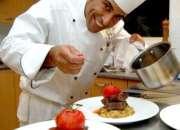 Cook, Recepcionista, conductores, camareros y camareras necesarios