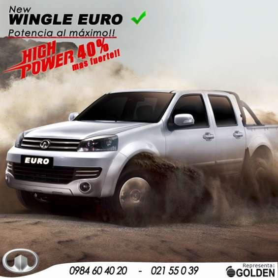 New wingle euro highpower