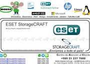 ESET StorageCRAFT (BACKUP FAST, RECOVER FASTER)