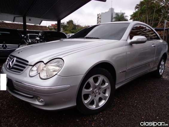 Mercedes benz clk 270 cdi sport año 2004