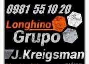fabrica de basculas y balanzas Longhino 0981 55 10 20