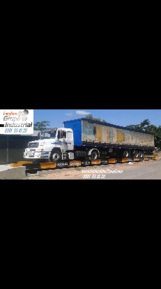Báscula y balanza para camion 0981551020