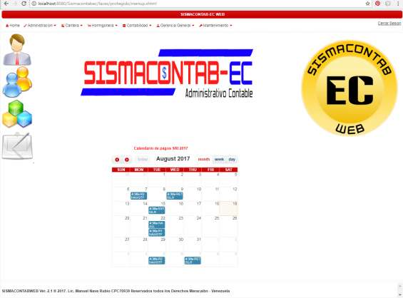 Sismacontab version formato ecuador