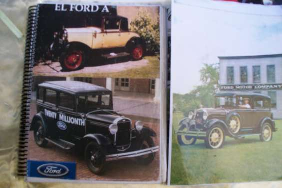 Manual de taller ford a * en español* 1928-1931
