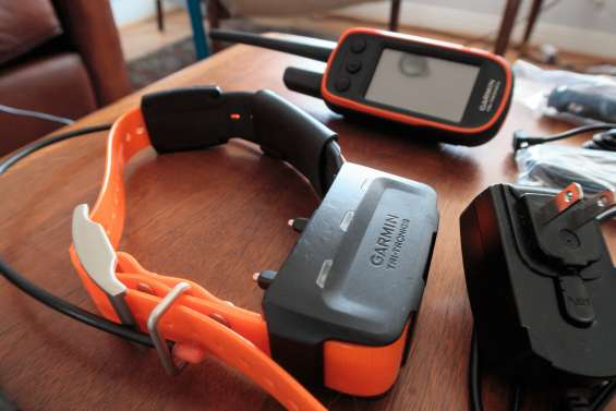 Venta: garmin alpha 100 handheld with 5 tt15 collars
