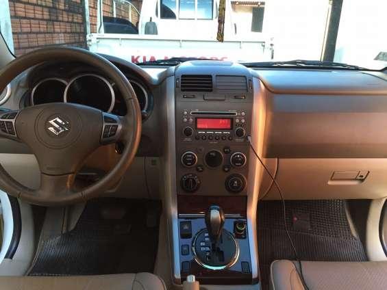 Jeep grand vitara 4x4 2013 automatica.