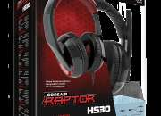 AURI CORSAIR CA-9011121-NA-Y GAMING RAPTOR HS30