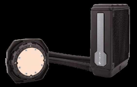 Cooler corsair cw-9060024-ww hydro h80i v2