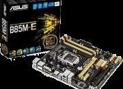 MB ASUS LGA 1150 B85M-E S/V/R/DVI/HDMI