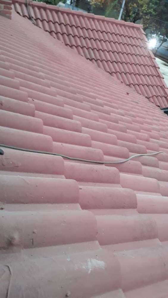 Venta de tejas de hormigón king