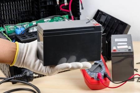 Cambio de baterias / reparacion / mantenimiento / ups