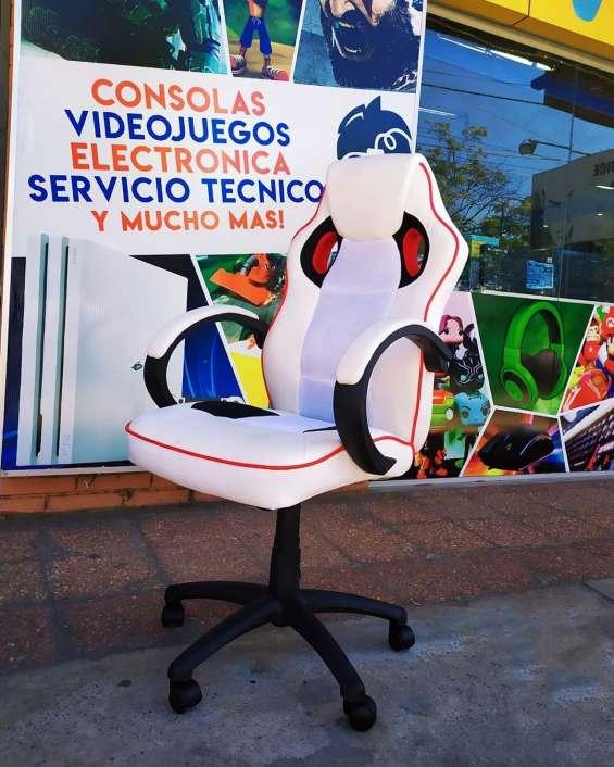 Sillas gaming pro asuncion paraguay